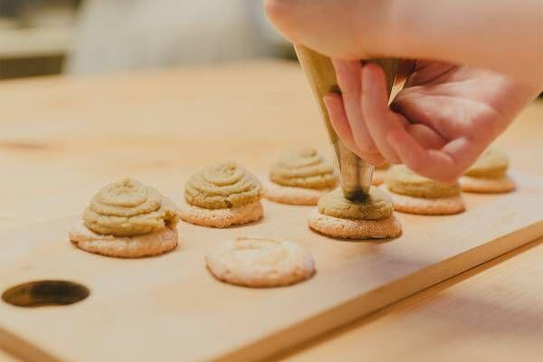 おしゃれなアトリエも人気。季節のお菓子作りを体験できるお菓子教室〈apron room〉へ。