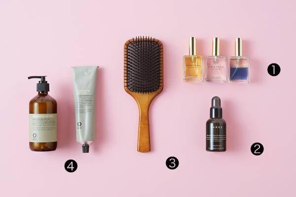 【予算5,000円】美髪を作るヘアケアアイテム5選!ワンランク上の「自分メンテナンス」。