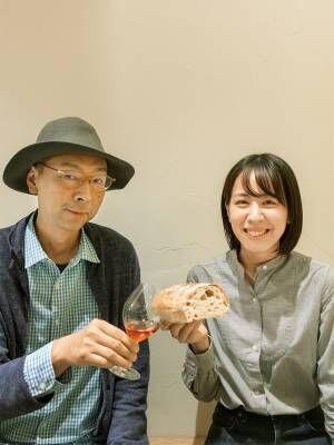 〈パーラー江古田〉出身者が独立し新店オープン!パンラボ・池田さん注目の西小山〈Cizia〉へ。