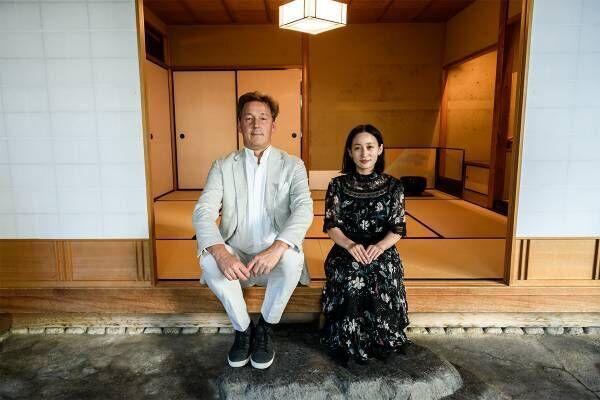 ピエール・マルコリーニ氏×フードエッセイスト平野紗季子氏が体験!今もっとも学んでみたいことは「茶道」。