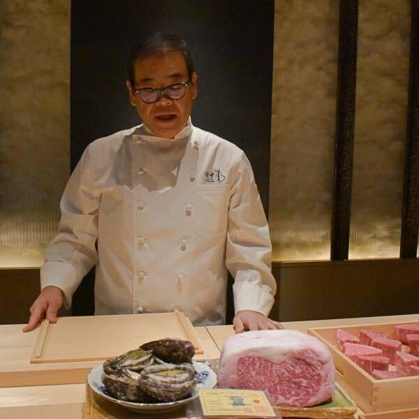 究極の肉師が手がける高級肉割烹〈肉屋 田中〉が、銀座の新施設〈GICROS GINZA GEMS〉にオープン!