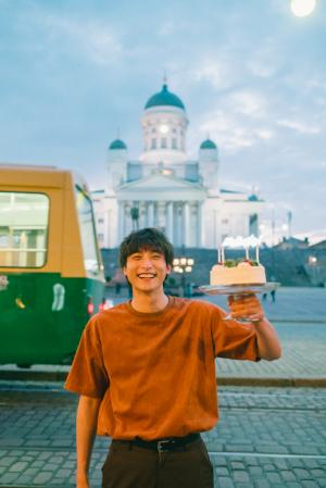 俳優・小関裕太にインタビュー!話題のクリエイターと作り上げた写真集『Kiitos![キートス]〜Yuta Koseki in Finland〜photo by Jun Imajo』の撮影秘話。