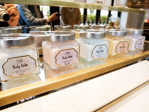 〈SABON〉から、大人気の香り5種の「オー ドゥ サボン」と「ボディ ジュレ」が登場!