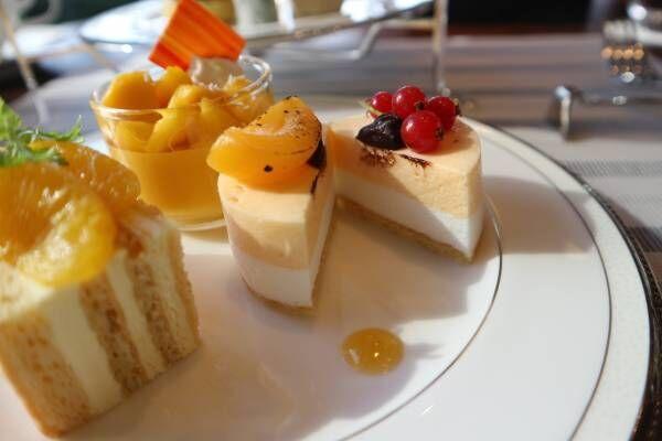 〈グランドニッコー東京 台場〉の〈The Lobby Cafe〉に初夏アフタヌーンティー登場!