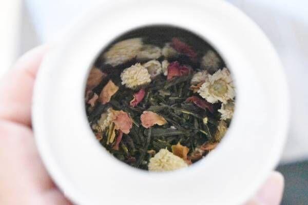 フレグランスブランド〈SWATi〉とコラボ!東京マリオットホテルの『Floral Aftarnoon Tea』。