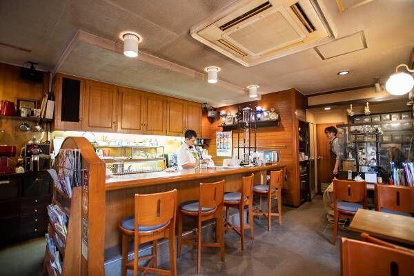 福岡で行くべきレトロ喫茶店はここ!名物コーヒーやグルメ、スイーツも。