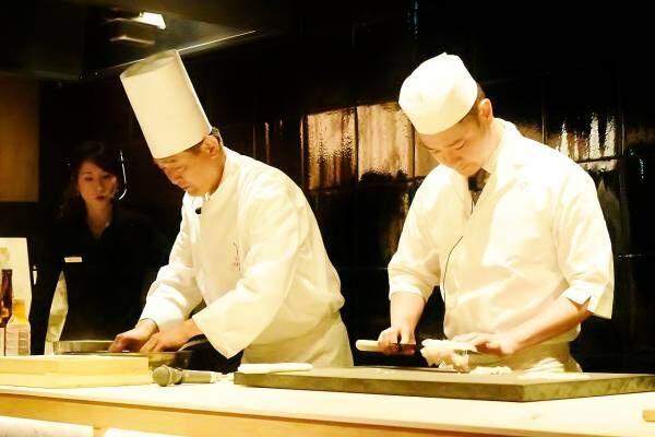 有楽町〈KIKKOMAN LIVE KITCHEN TOKYO〉の料理ライブレポート!