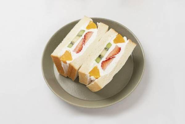 フルーツ王国・福岡の絶品フルーツサンド4選。パンのおいしさにも注目!