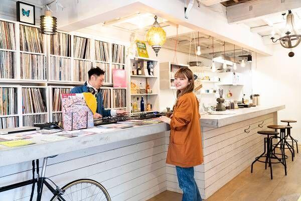 ミュージシャン多数輩出!音楽好きが行きたい福岡にあるミュージックカフェ。