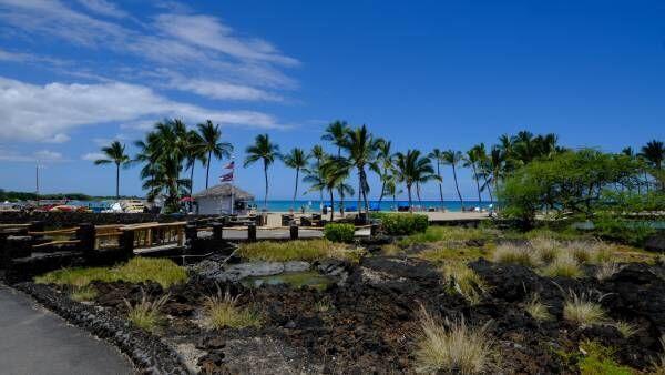 神秘的な風景の数々に感動!ハワイ島コナ&マウナケア山を満喫。