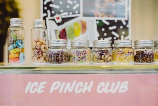 SNSで話題のスイーツ!福岡・大名〈ICE PINCH CLUB〉のアイスサンドが気になる。