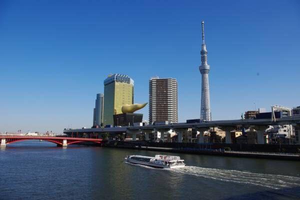 非日常な東京デートといったらクルージング!記念日におすすめなフレンチコースプランも。