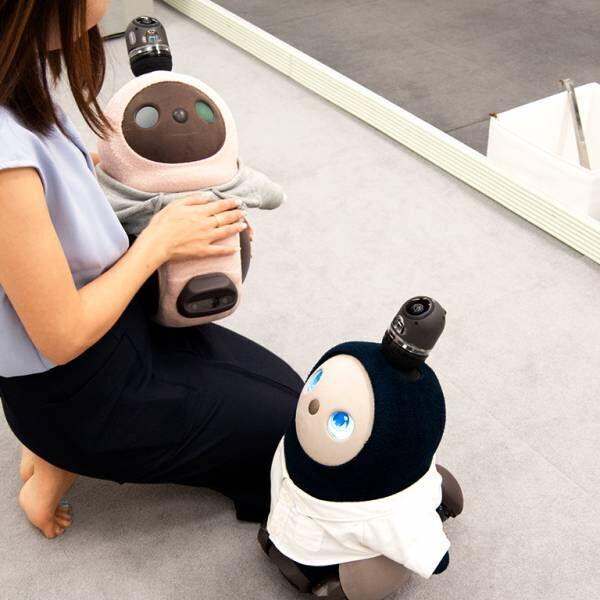 スキンシップもできる家族型ロボット「LOVOT[らぼっと]」を体験してきました。
