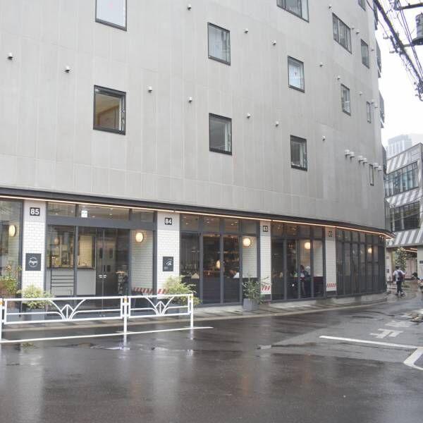 〈渋谷ブリッジ〉の〈Megan – bar & patisserie〉で、夏のグランドメニューがスタート!