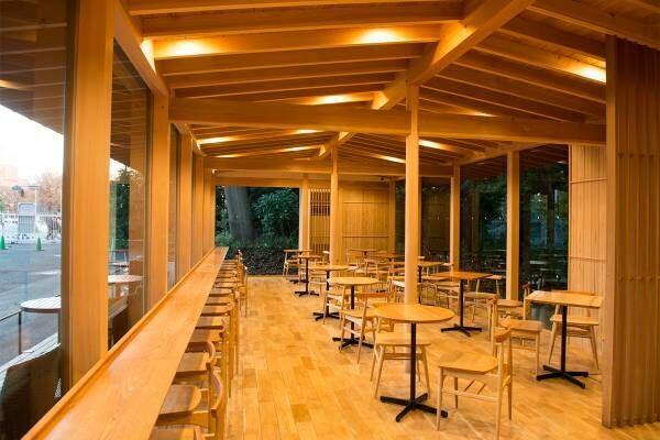丸一日楽しめる!緑豊かな都心のオアシス〈明治神宮〉内にあるカフェ&ミュージアムへ。
