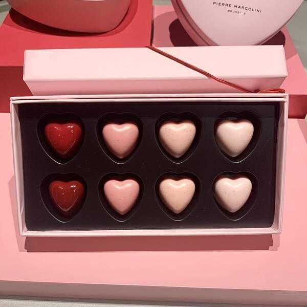大人気ショコラティエ〈ピエール マルコリーニ〉2020年バレンタインの新作登場!