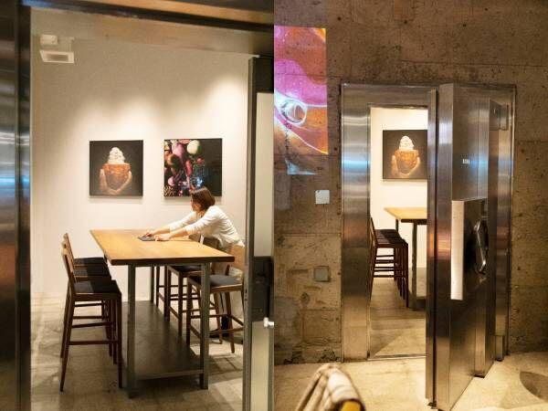 銀行の金庫でカカオのフルコース!?鎌倉〈ca ca o〉が待望のガストロノミーレストラン〈ROBB〉をオープン。