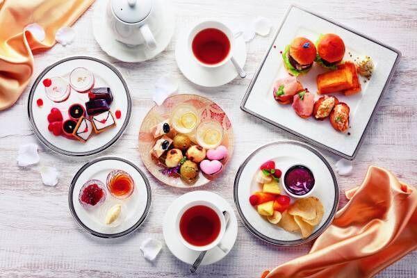 人気ホテルのバレンタイン限定チョコレート&アフタヌーンティー6選【2020年版】