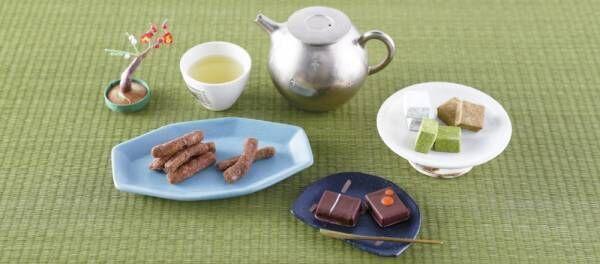 外国人にも大人気!2020年トレンドチョコ「和素材」を使ったチョコレート3選