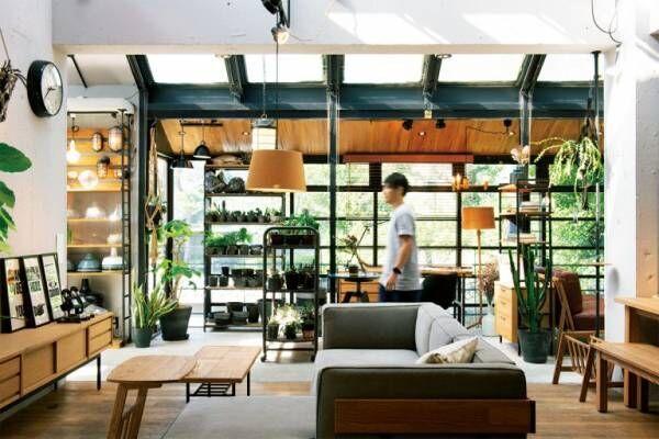 家電を使える体験型カフェも。【自由が丘】新生活のインテリア&家電が揃うおしゃれショップ。