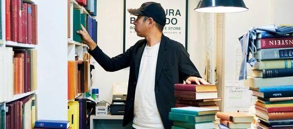 デザイナーやスタイリストも訪れる自由が丘の古書店とは?古本の新しい可能性を探る古本屋〈西村文生堂〉へ。