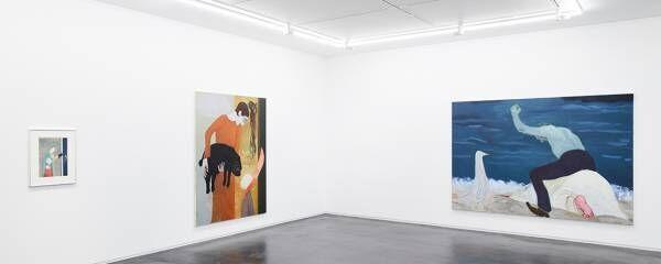 〈タカ・イシイギャラリー東京〉で、サーニャ・カンタロフスキーの初の個展『パラダイス』が開催中!