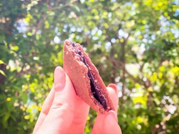 生はちみつ専門店が本気でつくった、ヘルシーなチョコクッキーサンド「ハニーショコラサンド リープ」が絶品!