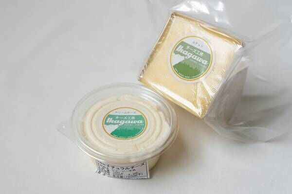千葉県いすみ市〈チーズ工房IKAGAWA〉が作るジャージーミルク100%の濃厚チーズ。
