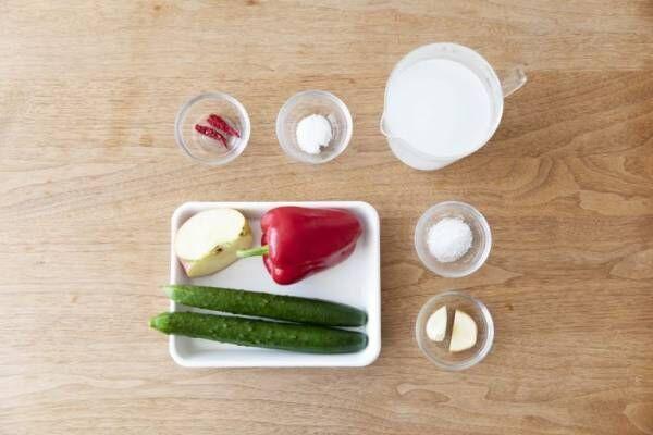 おうちで簡単「水キムチ」の作り方。発酵×野菜で胃腸を整えよう!