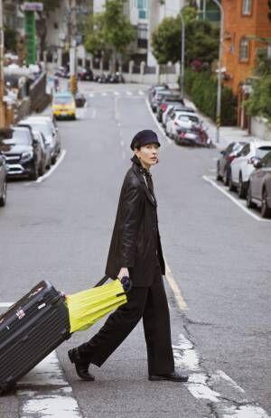 """【2泊3日海外旅行編】スーツケースの中身を大公開!30分でパッキング完了、""""マストアイテム""""も気になる。"""