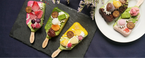 京都の宇治茶を使った〈伊藤久右衛門〉の「抹茶パフェアイスバー」をお取り寄せ。