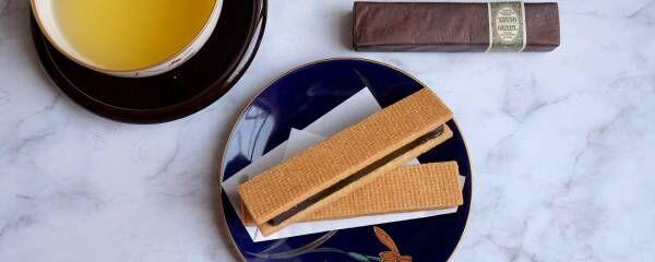 日本料理〈くろぎ〉と〈GENDY青山〉がコラボ!限定キャラメルバー「ザ・プレミアムビターキャラメルバー 抹茶 黒木 純監修」が先行発売。