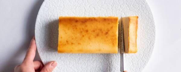 予約困難店〈長谷川稔〉が手がける悶絶級チーズケーキ!