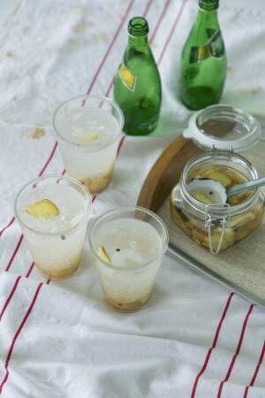 冷え性改善や整腸作用に!アレンジ自在「生姜のシロップ」のレシピ