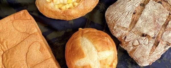 朝、焼いたパンをその日のうちに!おうちで、〈ドンク〉のパンを堪能。