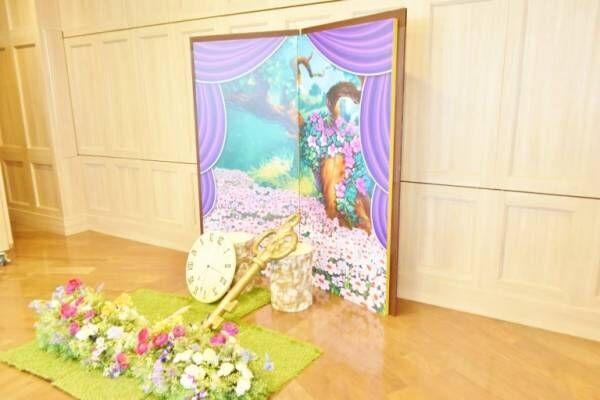 〈 インターコンチネンタル 東京ベイ〉でアリスのティーパーティーを開催。