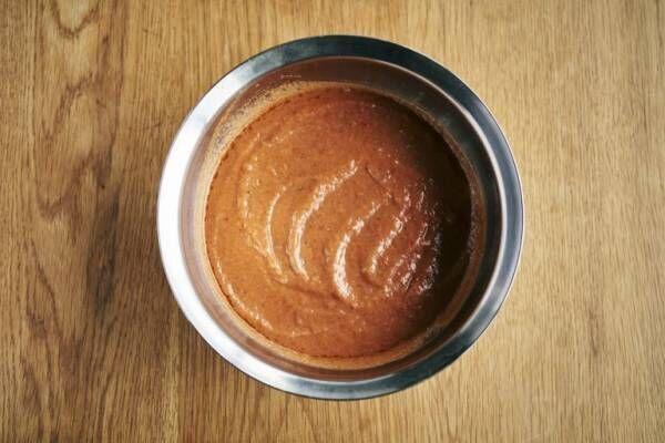 夏のおもてなしの一皿。「夏野菜のガスパチョとスズキ」のレシピ