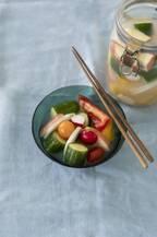 ダイエット中も強い味方!作り置きしておきたい「野菜の保存食」レシピ3選