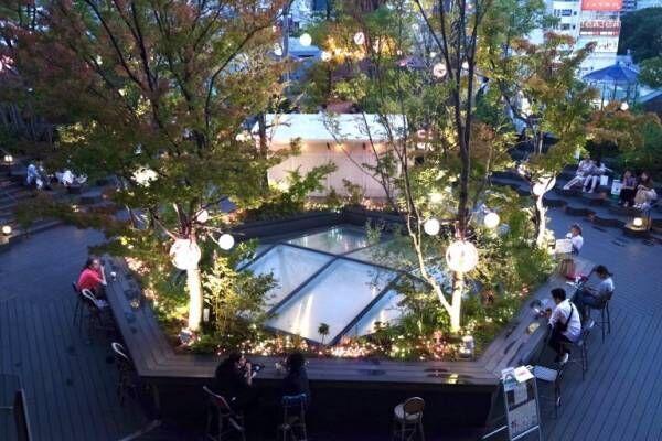 YouTuberがプロデュース!『表参道 Rooftop Garden』が〈東急プラザ  表参道原宿〉屋上で開催中。