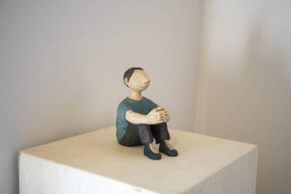 愛犬アートが人気の注目作家!彫刻家・美藤圭さんの作品は、兵庫県豊岡市から世界へ発信。