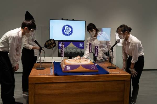お台場〈日本科学未来館〉で「第23回文化庁メディア芸術祭受賞作品展」開催。