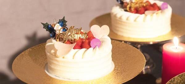 〈ホテル インターコンチネンタル 東京ベイ〉の2020年クリスマスケーキ&スイーツ。