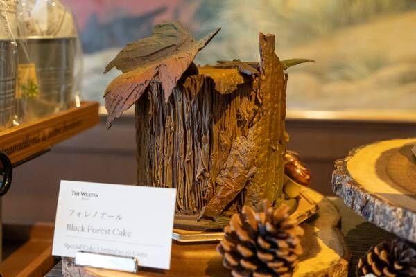 """""""UNITED at HEART""""をテーマに心をつなぐ〈ウェスティンホテル東京〉のクリスマスメニュー。"""