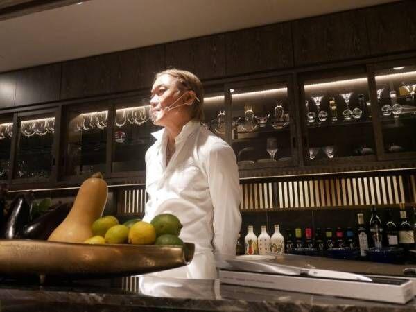 イタリアンレストラン〈FARM AKIRA〉が銀座にグランドオープン!