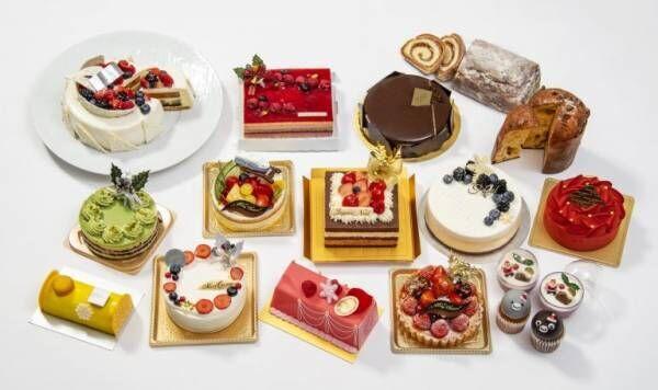 〈グランスタ東京〉のクリスマスフェアが11月よりスタート!Suicaのペンギンや新幹線モチーフのケーキも。