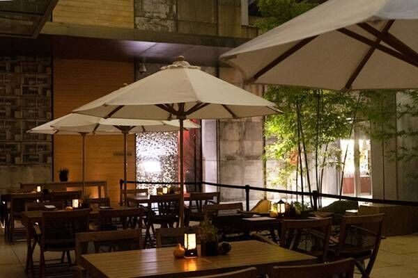 キモかわいい料理に歓声! 〈グランド ハイアット 東京〉の「ハロウィンテラス」を楽しんできました。