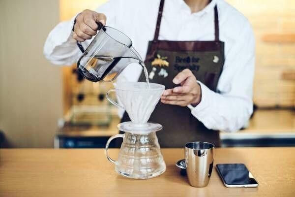 おうちで作るおいしいコーヒーの方程式は?〈HARIO CAFE〉が教えてくれた『おいしいコーヒーの淹れ方』