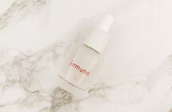 オーガニック×アンチエイジング!〈immuno(イミュノ)〉で免疫力を高めながら、エイジングケア。