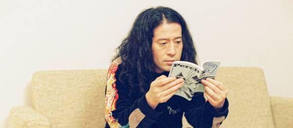 「空港」でしか買えない本『Perch』を書き下ろし!芸人・作家の又吉直樹さんにインタビュー。