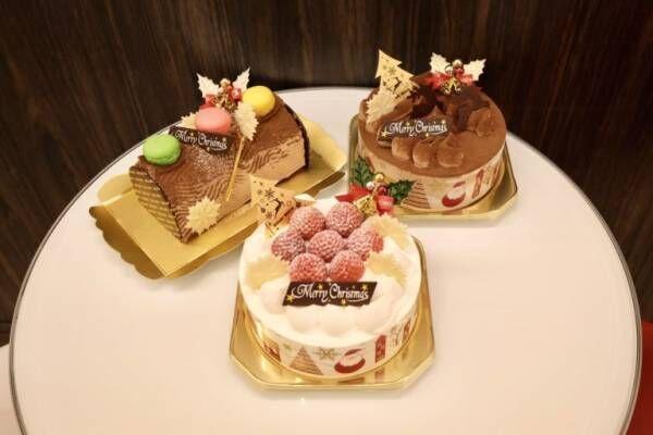 〈ブールミッシュ〉のクリスマスケーキとオリジナル焼き菓子が登場!
